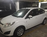 Foto FORD Fiesta Sedan SE 1.6 8V Flex 4p