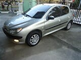 Foto 206 Peugeot 206 Holiday 1.4 8v 06 Vist. 012 -...