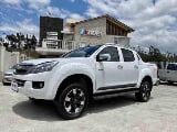 Foto Chevrolet D-Max High Country 2017