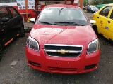 Foto Chevrolet Aveo Emotion 2008