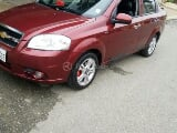 Foto Chevrolet Aveo Emotion 2014