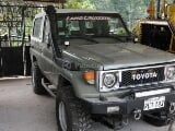 Foto Toyota Land Cruiser 1986