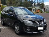 Foto Nissan X-Trail Exclusive 2015