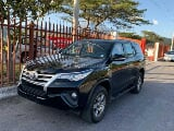 Foto Toyota New Fortuner 2018
