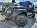 Foto Jeep Wrangler Unlimited Sport 2013
