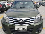 Foto Great Wall Haval H3 4X2 2012