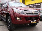 Foto Chevrolet D-Max High Country 2018