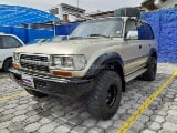 Foto Toyota Land Cruiser 1991