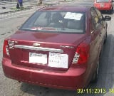 Foto Vendi chevrolet optra limited 2008 $10.500...