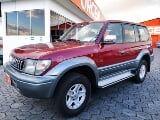 Foto Toyota Land Cruiser 2001