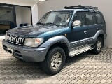 Foto Toyota Land Cruiser 2000
