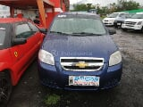 Foto Chevrolet Aveo Emotion 2009