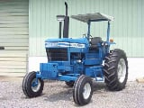 Foto Tractor ford 7700 - hp turbo $ 0.00
