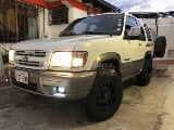 Foto Chevrolet Trooper 3P 2002
