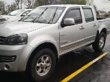 Foto Great Wall Wingle 4x4 Diesel CD Pick Up 2017