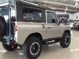 Foto Land Rover Hard Top 1970