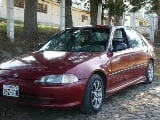 Foto Vendo honda civic $ 6,800