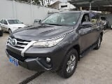 Foto Toyota New Fortuner 2019
