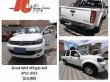 Foto Great Wall Wingle 4x2 Gas CD Pick Up 2018