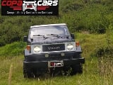 Foto Toyota Land Cruiser 1995