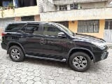 Foto Toyota New Fortuner 2017