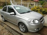 Foto Chevrolet Aveo Emotion Advance 2012