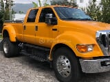 Foto Ford F650 XLT Super Dutty 2013