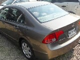 Foto Honda Civic 4p DAT LX sedan aut