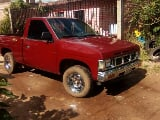 Foto Nissan pickup 4 cilindros motor z24