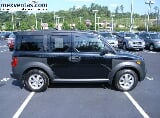 Foto Honda element negra