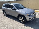 Foto Blindada Nivel 4 Jeep Grand Cherokee 2015