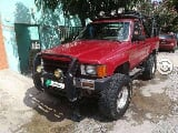 Foto Toyota pick up 4x4 1986