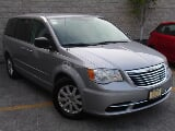 Foto Chrysler Town Country 2014