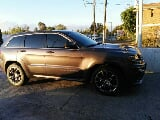 Foto Jeep Grand Cherokee SRT8