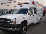 Foto Chevrolet 3500 Ambulancia