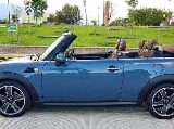 Foto Mini Cooper Pepper Convertible, 1.6l 4 Cil