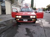 Foto Nissan Pick Up 1986
