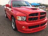Foto Dodge Ram Srt-10 Tm6 500 Cp V10 8.3 2005