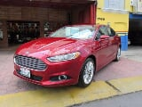 Foto Ford Fusion SE Luxury 2016