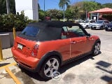 Foto Mini cooper convertible Hot Chili