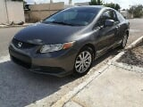 Foto Civic Coupe 2012