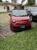 Foto Fiat 500 abarth convertible 2014