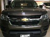 Foto Chevrolet Colorado 2016