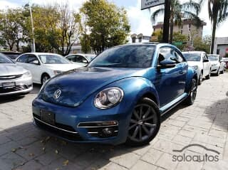 Volkswagen Escarabajo 2017 Negro
