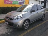 Foto Nissan March Advance 1.6L Aut 2016