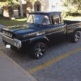 Foto Ford 1959 Pick Up F100 Clasica