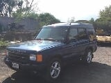Foto Land Rover Discovery 2001
