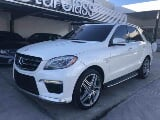 Foto Mercedes Benz ML 63 2013