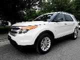 Foto Ford EXPLORER XLT 2012 color Blanco
