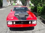 Foto Ford Mustang Mach One 1973